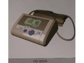 小螢幕血壓計