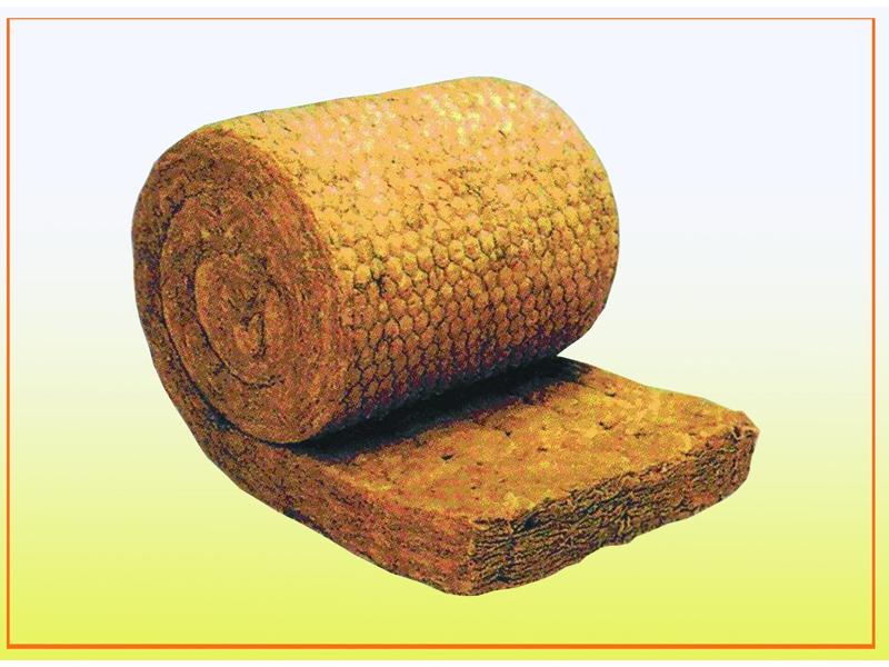 岩棉夾網-防火材料(綠業保溫)