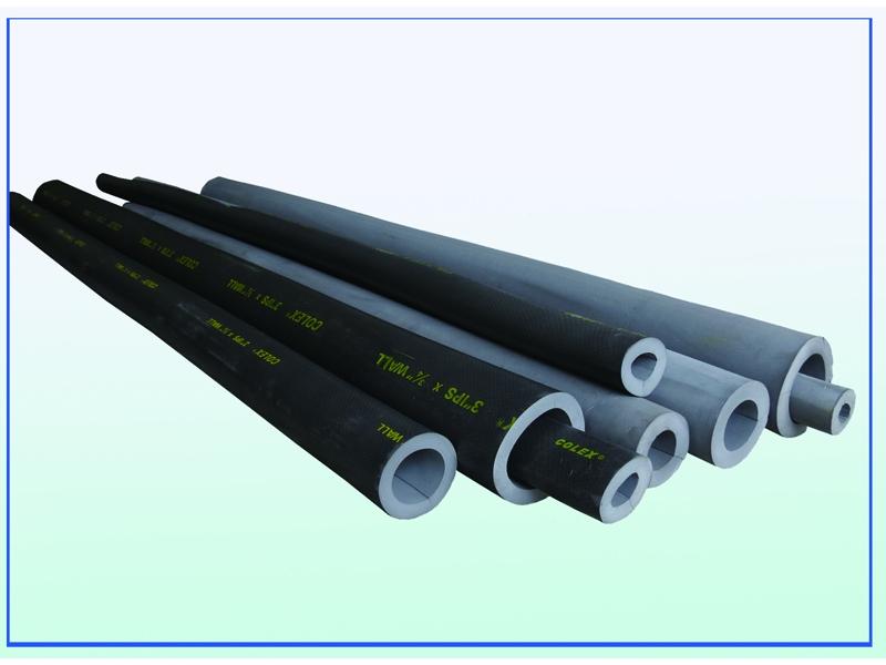 PE發泡管-防火材料(綠業保溫)
