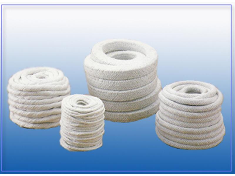 陶瓷棉繩-防火材料 (綠業保溫)