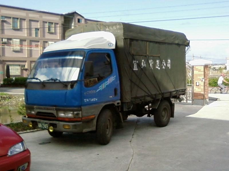 咱們的貨車-1