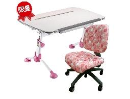 特價優惠-健康全能桌(手調)+雅學椅