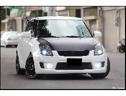 2006年swift 頂級I-KEY 稀有日規大包 全車精品改裝 雙證件全額貸