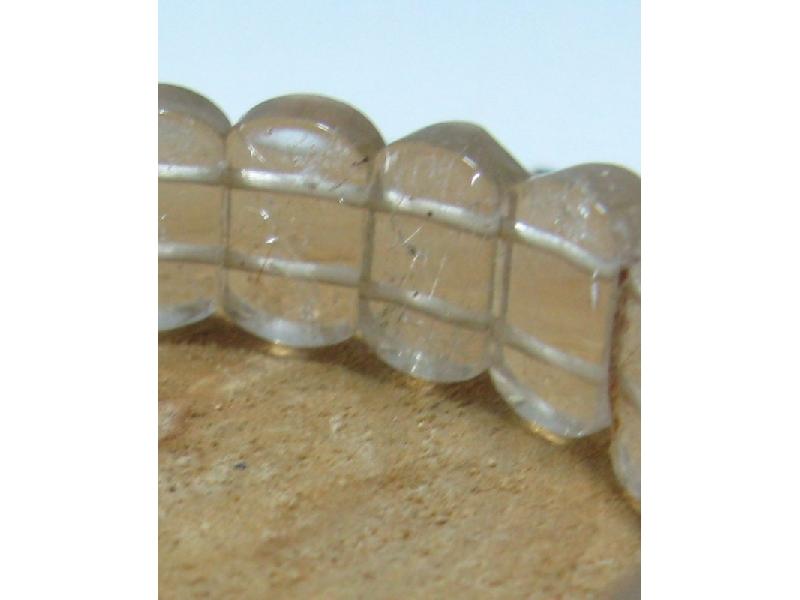 天然 金髮晶 / 鈦晶絲 手鍊手排 全館可7-11取貨付款