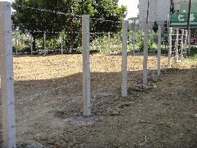 商品名稱:水泥刺線柱(農地重劃區)