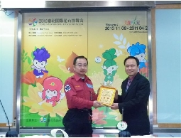 100年度臺北市政府衛生局考核優等之民間救護車機構