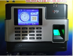 遠端管理考勤-易通T-480T指紋打卡機 指紋打卡鐘 指紋機 打卡鐘 網路遠端連線