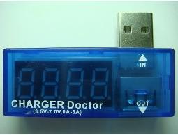 USB電壓電流充電檢測器 USB電源檢測器 充電電流檢測器 充電電壓檢測器