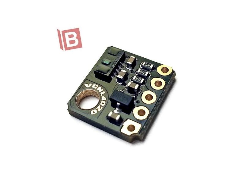 近距離測量 + 環境光模組 proximity ALS arduino <BB-4020&...