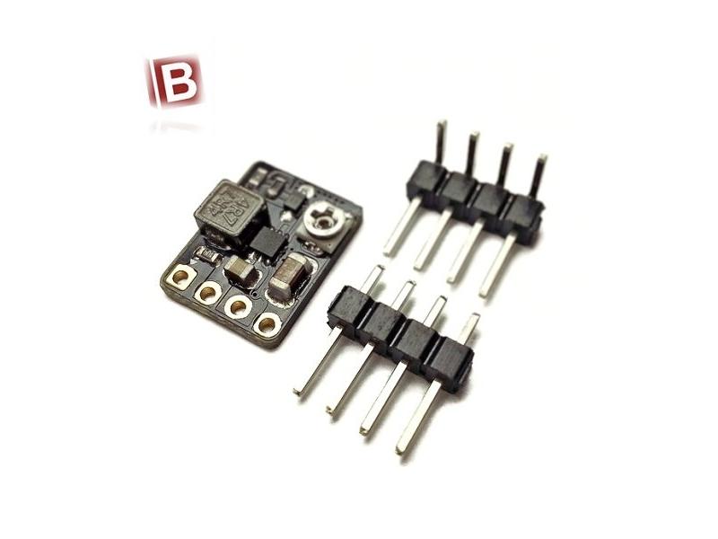台灣製APW7237 電源升壓模組 輸入2.7~6V 輸出3.2~20V 輸出可調 開關可