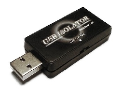 USB隔離器 隨身碟尺寸 內建電源隔離 不用額外的電源