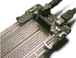 麵包板專用 串列分析 燒錄器 邏輯分析 邏輯控制 USB DAQ