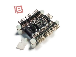 I2C EEPROM + 16-Port 擴充模組 ardu