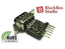 UART TTL to RS232 公頭 轉接板 3V~5V