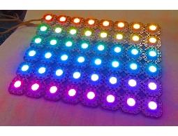 全彩 RGB LED像素模組 任意拚裝組合 WS2813 W
