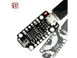 Arduino IDE相容 最小USB開發板 ATtiny8