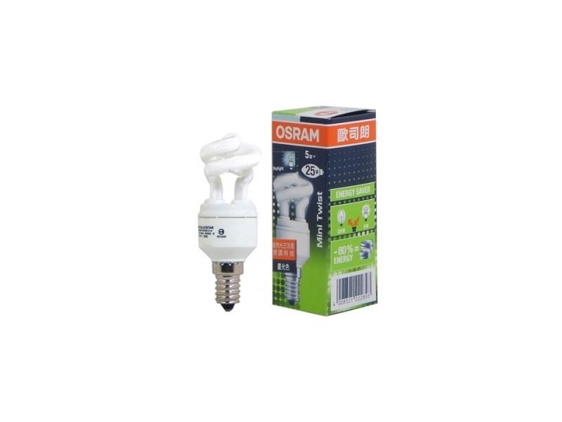 OSRAM歐司朗5W/E14省電燈泡