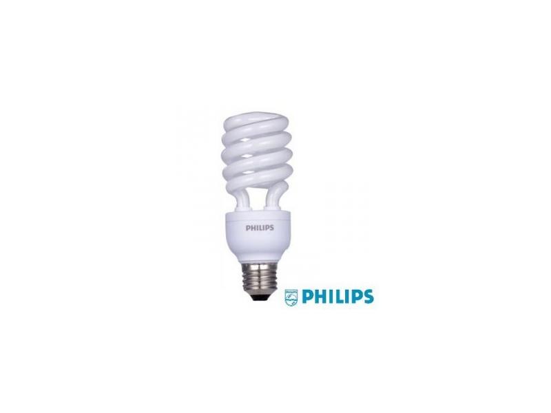 飛利浦 螺旋燈泡 T3-27W