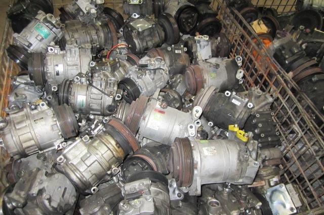 回收項目壓縮機