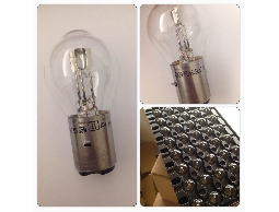 S2 12V 35/35W 清光(木瓜燈) 德國製造FLOSSER燈泡廠