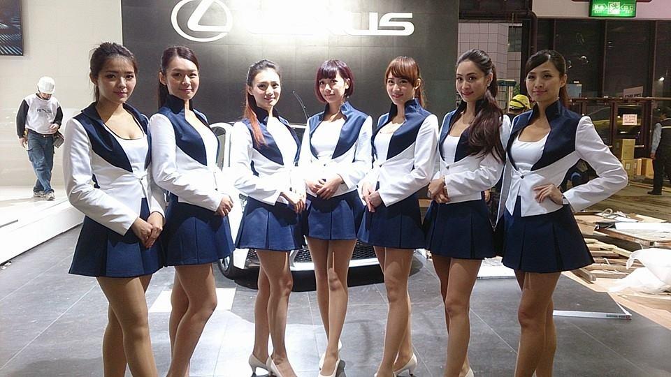 2014台北國際車展LEXUS