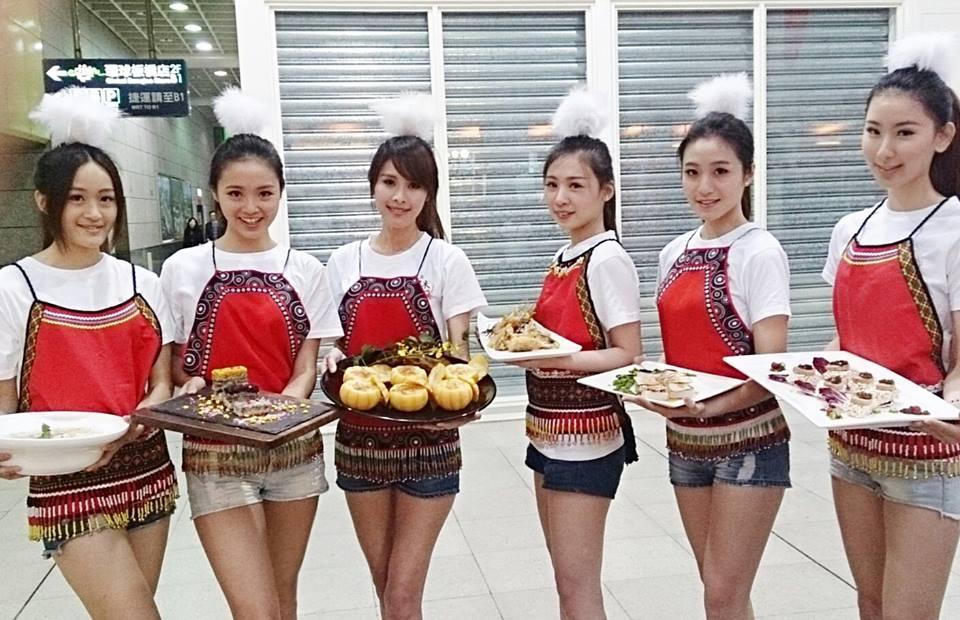 花蓮玉里米米食市集活動