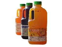 新鮮氏柳橙濃糖糖漿(柳橙汁)2.5KG/罐