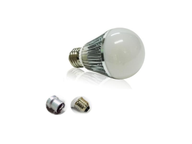 LED球泡燈8W(E27)(白光)
