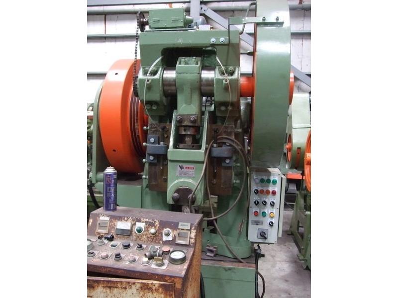 東原機械-中古機械-沖床-35T氣壓離合器-5697