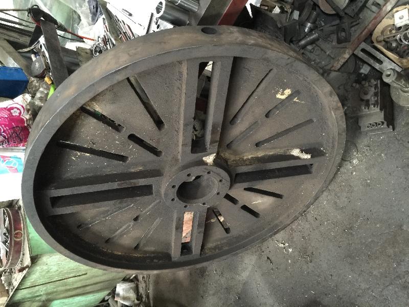 東原機械-中古機械-車床-花盤-1150mm