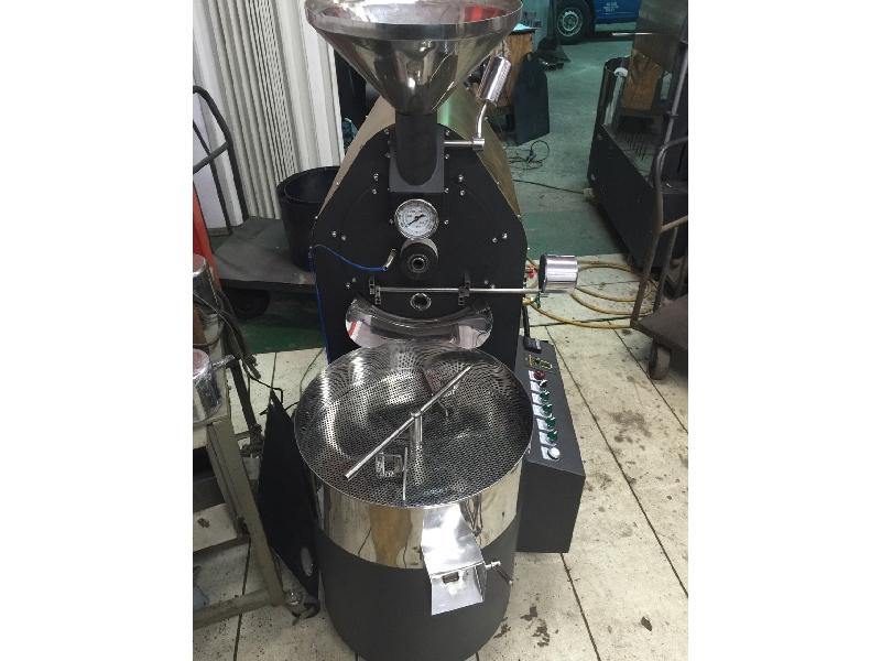 [東原機械]全新 咖啡豆烘培機3公斤-品牌:喬揚
