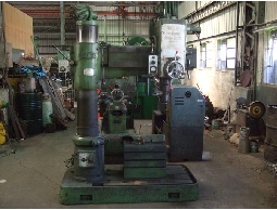 東原機械-中古機械-台吉-旋臂鑽床-行程:1米 1000型、1250型、1600型