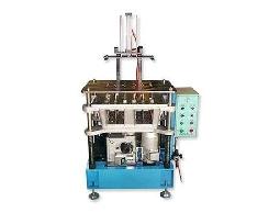 東原機械-仰式自動多軸攻牙機