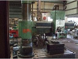 東原機械-中古機械-旋臂鑽床-行程:1.6米