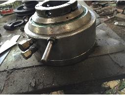 東原機械-油壓夾頭