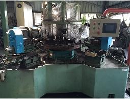 東原機械-中古機械買賣-8等分轉盤專用機 8攻位轉盤專用機