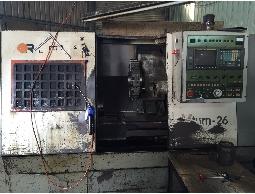 東原機械-中古機械-CNC車床-台中精機-