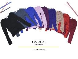 INAN - 經典百搭款內搭絲襪衣