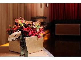 頂級花禮盒