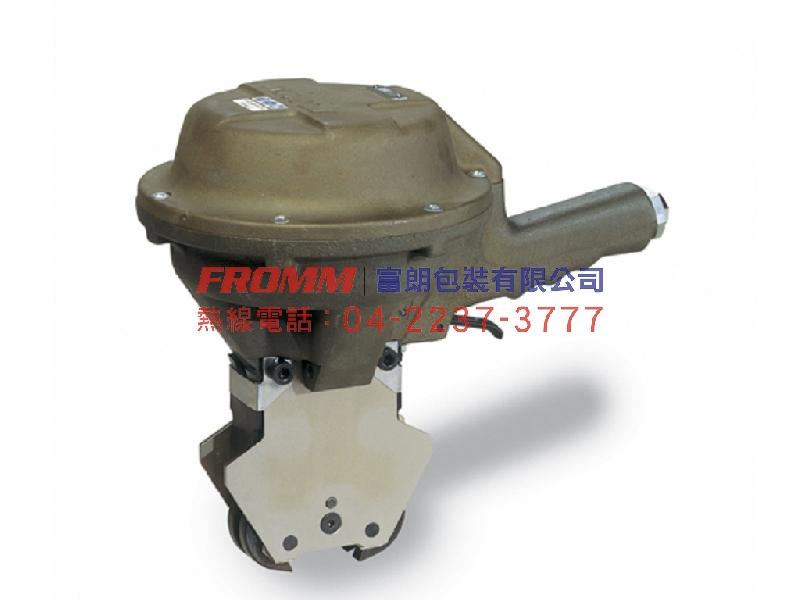 瑞士FROMM A461氣動鐵扣雙咬扣器/鋼帶夾扣器