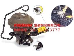 A482 氣動式鐵扣鋼帶打包機 鐵皮打包