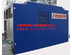 MH600 免扣式塑鋼帶 電動捆包機頭
