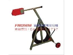 【包裝材料】鋼帶用帶盤車 鐵皮鋼帶用帶盤車