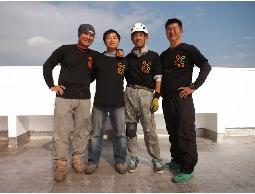 千里達企業提供超高樓外牆防水,專業現勘報告,施工紀錄,保固書