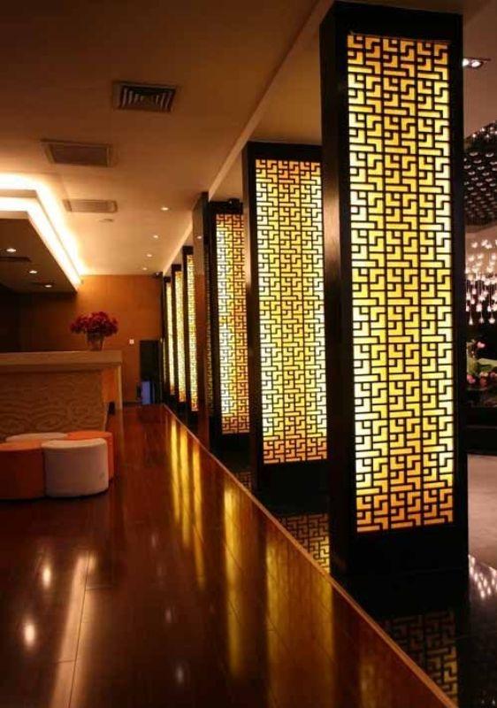 中南海酒店裝潢實例