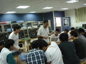 中華科技大學航空維修教育中心