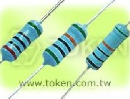 德鍵電子專業生產 超精密電阻器,金屬膜保險絲電阻器保險絲