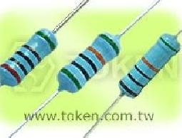 德鍵電子專業生產 超精密電阻器 - RJ金屬膜系列