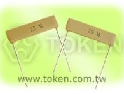 德鍵電子專業生產 片狀玻璃釉高壓電阻器 (型號:RI82)