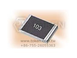 德鍵電子專業生產 貼片厚膜電阻 網絡電阻 排阻 (FCR、RCA、RCN)